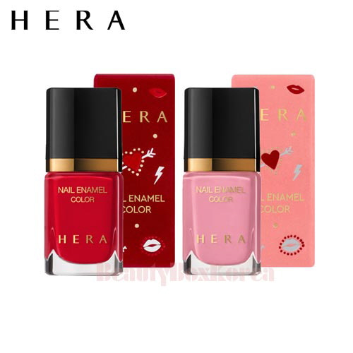 HERA Heramour Nail Enamel Color 10ml [Valentine Collection]